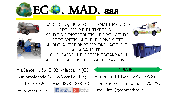 Eco. Mad. S.a.s.